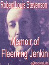 Memoir of Fleeming Jenkin (eBook)